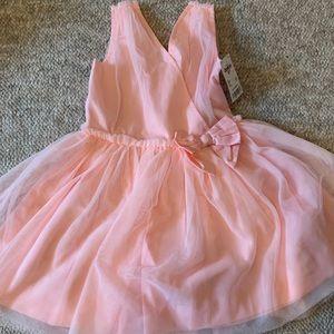 NWT Osh Kosh Pink tulle dress size 3t